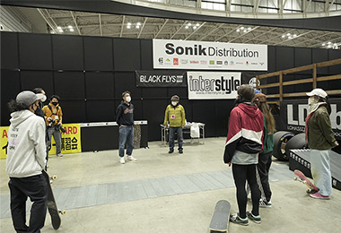 AJSAスケートボード・インストラクター講習会 写真(1)