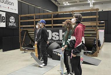 AJSAスケートボード・インストラクター講習会 写真(2)