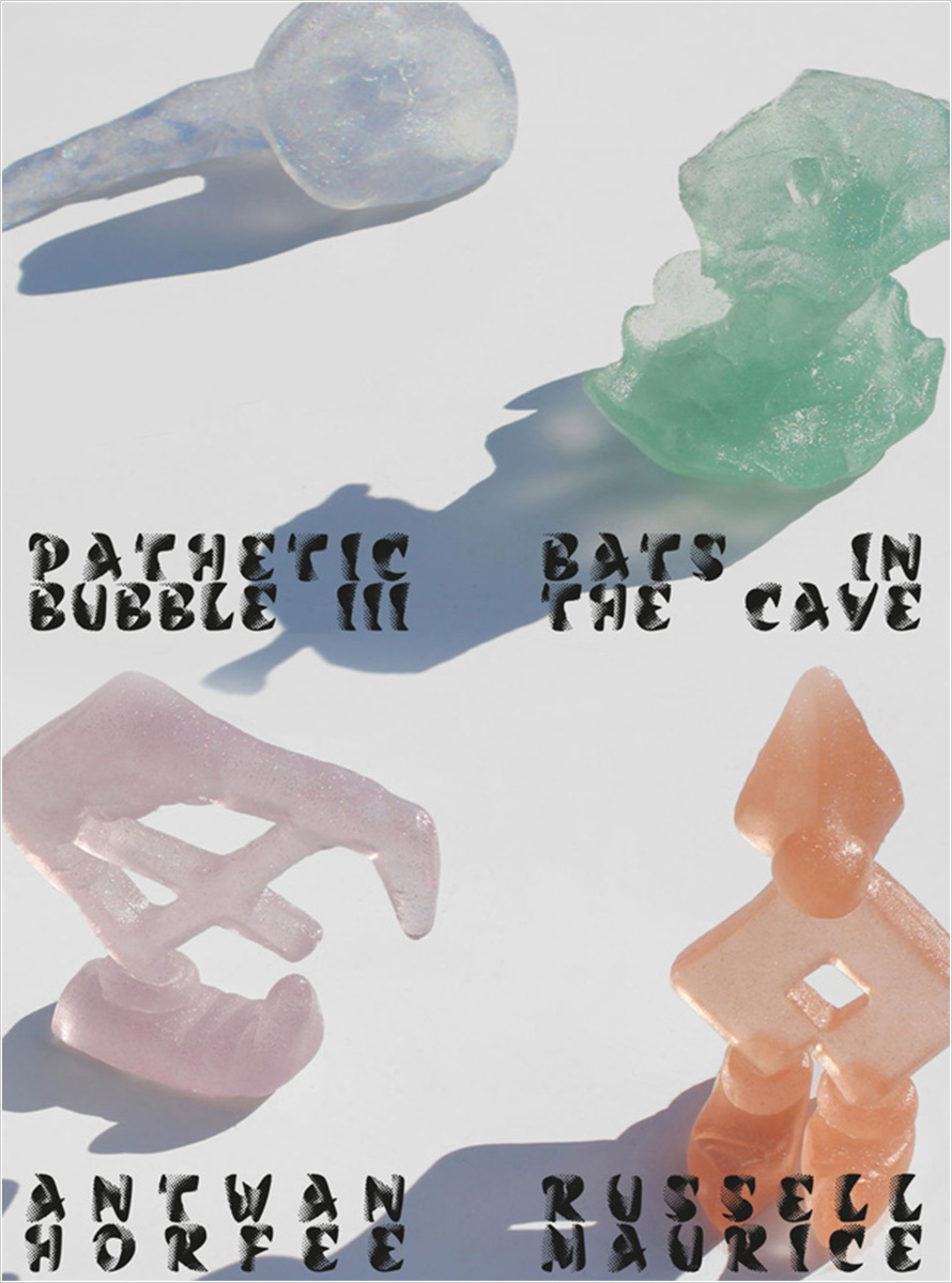 Pathetic Bubble iii - Bats in the cave
