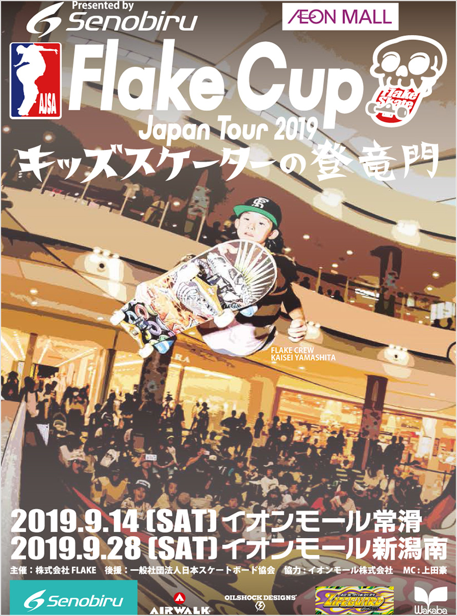 FLAKE CUP 2019